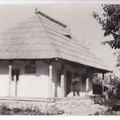 A43 RPR CP necirculata Targu Jiu Casa memoriala Ecaterina Teodoroiu - Carte Postala Crisana dupa 1918, Fotografie