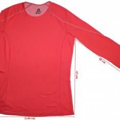 Bluza alergare Salomon, dama, marimea M - Imbracaminte outdoor Salomon, Marime: M, Femei