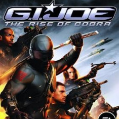 G.I. Joe The Rise Of Cobra Nintendo Wii - Jocuri WII Electronic Arts