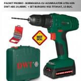 Bormasina cu acumulator Li-Ion ABS-14, 4SLi BMC DWT Swiss