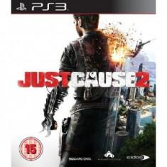 Just Cause 2 Ps3 - Jocuri PS3 Eidos, Actiune, 16+