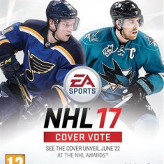 Nhl 17 Xbox One - Jocuri Xbox Electronic Arts