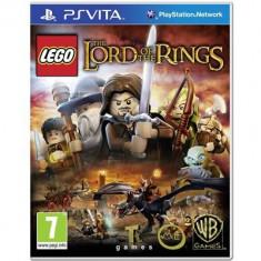 Lego Lord Of The Rings Ps Vita - Jocuri PS Vita, Actiune, 3+, Single player