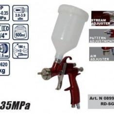Pistol pentru vopsit LVLP RD-SG04, Raider - Pistol de vopsit