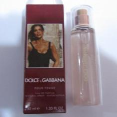 PARFUM 40 ML D&G POUR FEMME --SUPER PRET, SUPER CALITATE! - Parfum femeie Dolce & Gabbana, Apa de parfum
