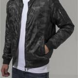 Tonal Camo Bomber Jacket