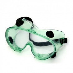 Ochelari de protectie cu supape de ventilare, Strend Pro B403, inchisi complet
