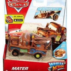 Masinuta Mattel Disney Cars Wheel Action Drivers Mater