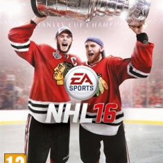 Nhl 16 Xbox One - Jocuri Xbox Electronic Arts