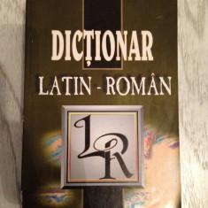 Dictionar Altele Latin-Roman