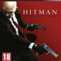 Hitman Absolution Ps3 - Jocuri PS3 Square Enix, Actiune, 18+