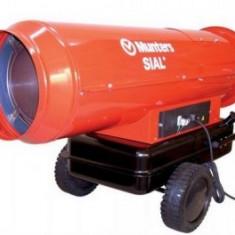 Generator aer cald, ardere directa, motorina 66 Kw TOR 67 Munters - Aeroterma