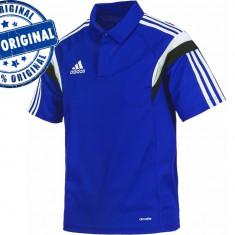 Tricou barbat Adidas Condivo Polo - tricou original - Tricou barbati Adidas, Marime: S, Culoare: Albastru, Maneca scurta, Poliester