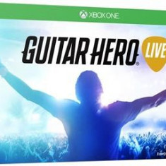 Guitar Hero Live With Guitar Controller Xbox One - Jocuri Xbox Activision