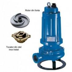 Pompa submersibila cu tocator Pentax DTR200, 1.5kW, Pompe submersibile, de drenaj