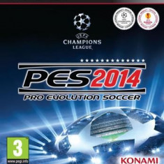 Pes 2014 Ps3 - Jocuri PS3 Electronic Arts, Sporturi, 12+