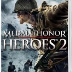 Medal Of Honor Heroes 2 Psp - Jocuri PSP Electronic Arts, Shooting, Single player