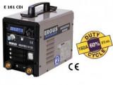 Aparat sudura inverter 160A, Ergus industrial E161 CDI
