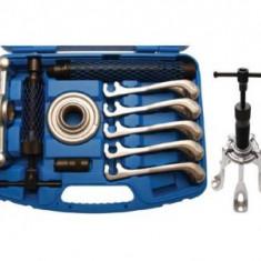 Set extractor hidraulic pentru butuci de roti, BGS 7681 - Scule ajutatoare Service