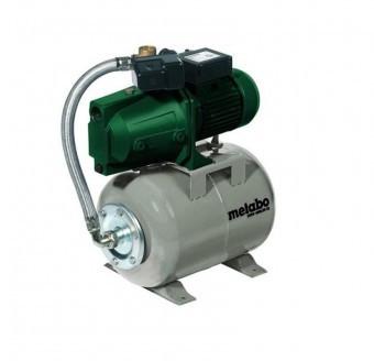 Hidrofor Metabo HWW 4000/25 G, 1100W, 4000 L/h foto