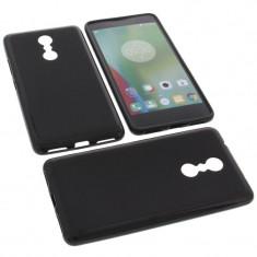 Husa Lenovo K6 Note TPU Neagra - Husa Telefon Lenovo, Negru, Gel TPU, Fara snur, Carcasa