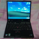 IBM T 41 - Laptop IBM, Intel Pentium 4, Diagonala ecran: 14, Sub 80 GB