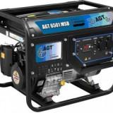 Generator de curent monofazat Mitsubishi AGT 6501 MSB - 5, 7kVA - Generator curent Agt, Generatoare digitale
