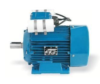 Motor electric monofazat 1,8kW, 3000rpm, Electroprecizia foto mare