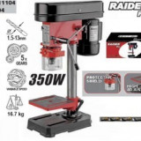 Masina de gaurit Raider Power Tools cu coloana 350W, Raider, Retea