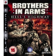 Brother In Arms Hell s Highway Ps3 - Jocuri PS3 Ubisoft