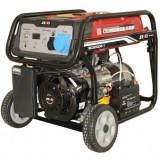 Generator monofazat Senci SC-5000E, 4.5kW, AVR inclus, demaraj electric - Generator curent, Generatoare digitale