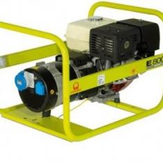 Generator de curent trifazat HONDA - PRAMAC E8000 - 8, 3kVA - Generator curent