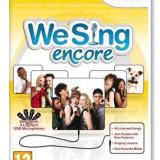 We Sing Encore Nintendo Wii - Jocuri WII, Simulatoare, 12+