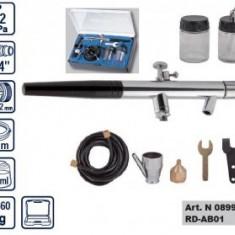 Aerograf RD-AB01 - Pistol de vopsit