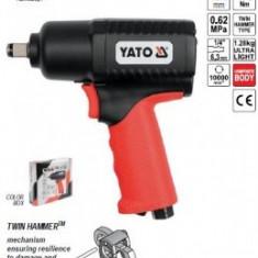Pistol pneumatic de impact 475Nm, YATO - YT-0950 - Cheie pistol pneumatic Service