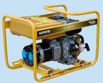 Generator curent Monofazat Diesel Subaru Master 4010 DXL15, 3.3kVA foto