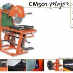 Masina de taiat material de constructie Norton CM501 Major