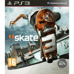 Skate 3 Ps3 - Jocuri PS3 Electronic Arts, Sporturi, 3+