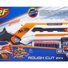 Jucarie Nerf N-Strike Elite Rough Cut 2X4 - Pistol de jucarie