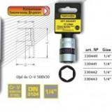 Tubulara de 6mm in 6 puncte, TopMaster
