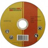 Disc de taiere metal 125x1.6, Slovakia Trend