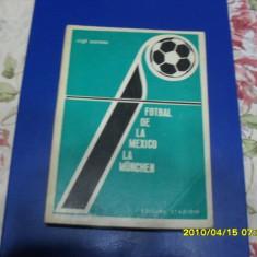 Carte Fotbal de la Mexico la Munchen