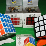 Profesional Yuxin 4x4x4 KonLion + Stand pentrun cub - Jocuri Logica si inteligenta