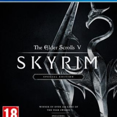 The Elder Scrolls V Skyrim Special Edition Ps4 - Jocuri PS4, Role playing, 18+