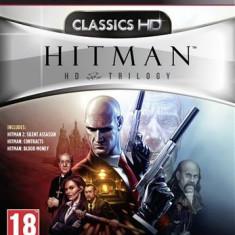 Hitman Hd Trilogy Ps3 - Jocuri PS3 Square Enix, Actiune, 18+