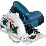 Ferastrau circular 1200W, Bosch GKS 55 - Fierastrau circular
