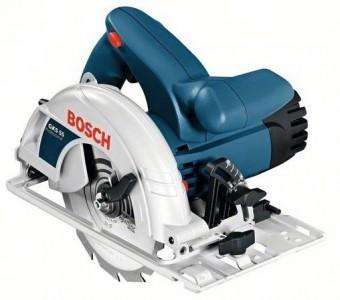 Ferastrau circular 1200W, Bosch GKS 55 foto mare