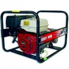 Generator Honda AGT 4501 HSB R26 - 5, 5kVA - Generator curent