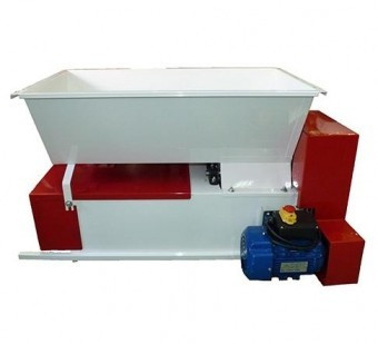 Zdrobitor - desciorchinator, motor si snec, ENO 15 SMALTO, 1800 kg/h foto mare