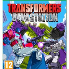 Transformers Devastation Xbox One - Jocuri Xbox Activision